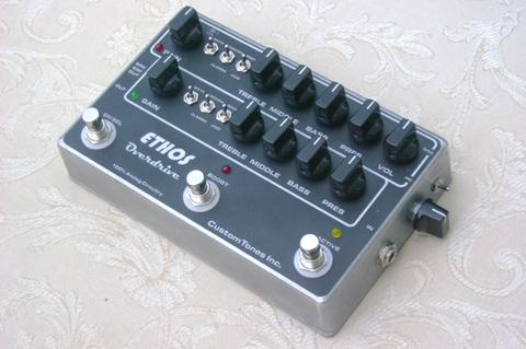 ethos pedal