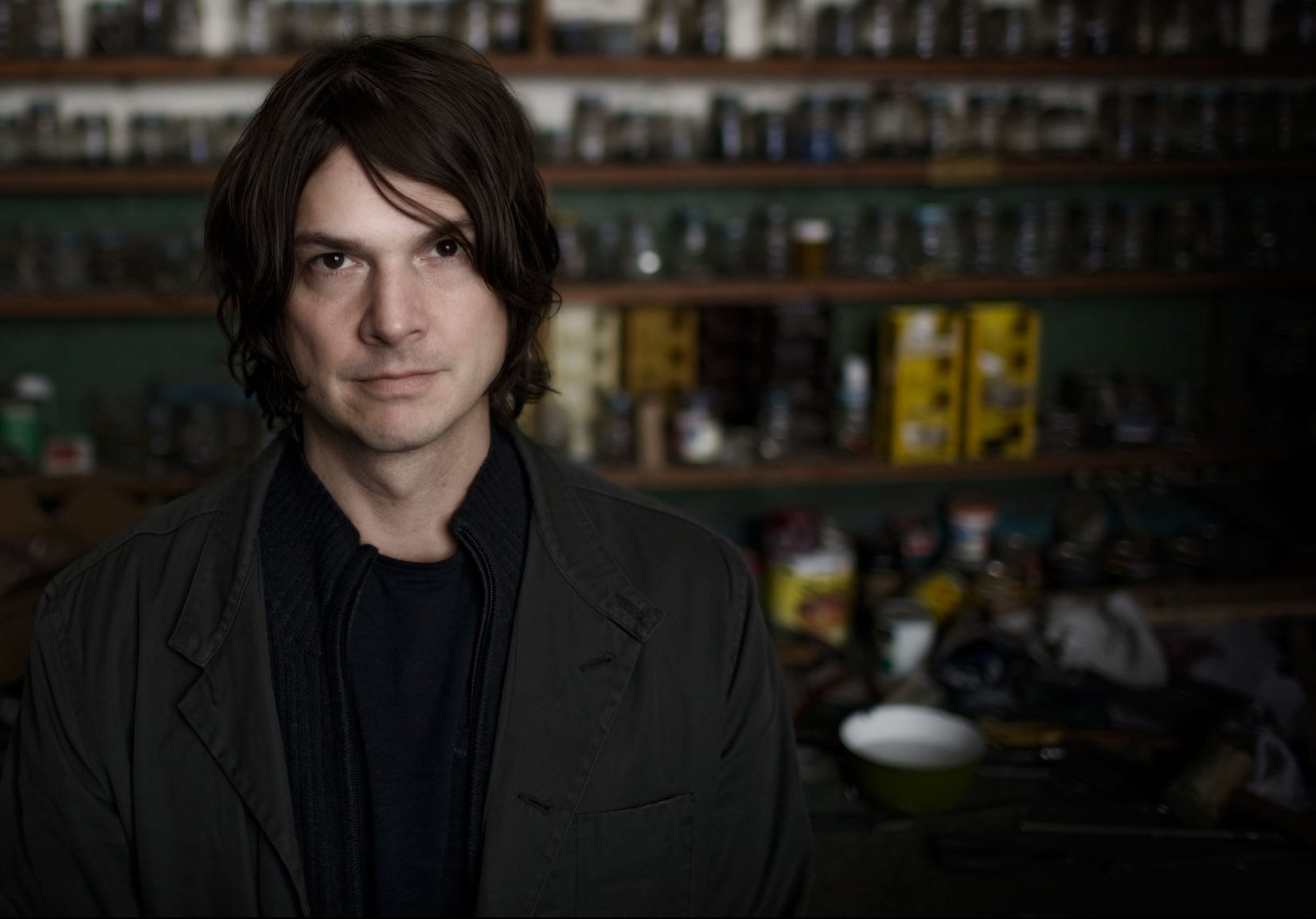 PODCAST EPISODE 001: Glenn Kotche of Wilco