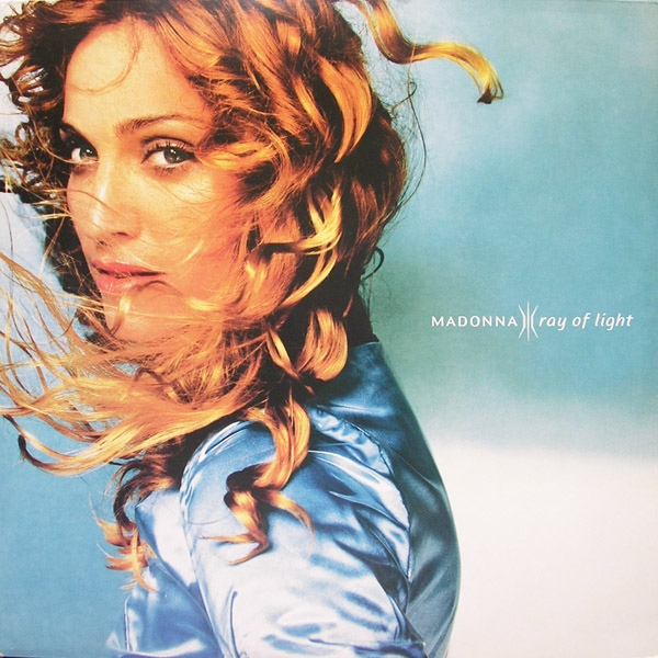 Madonna won three Grammys in 1999, for her Ray of Light album.