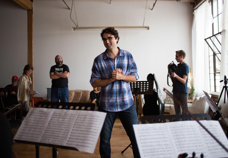 PODCAST EPISODE 007: Leo Flynn of Vitamin String Quartet and Rockabye Baby