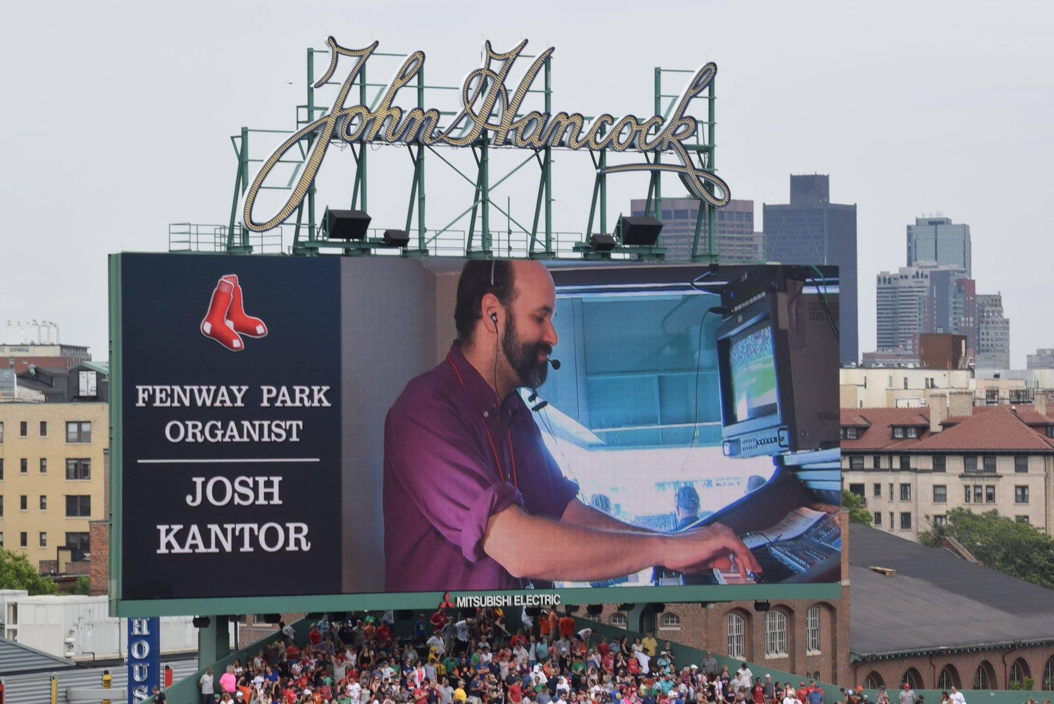 PODCAST EPISODE 013: Boston Red Sox Organist Josh Kantor