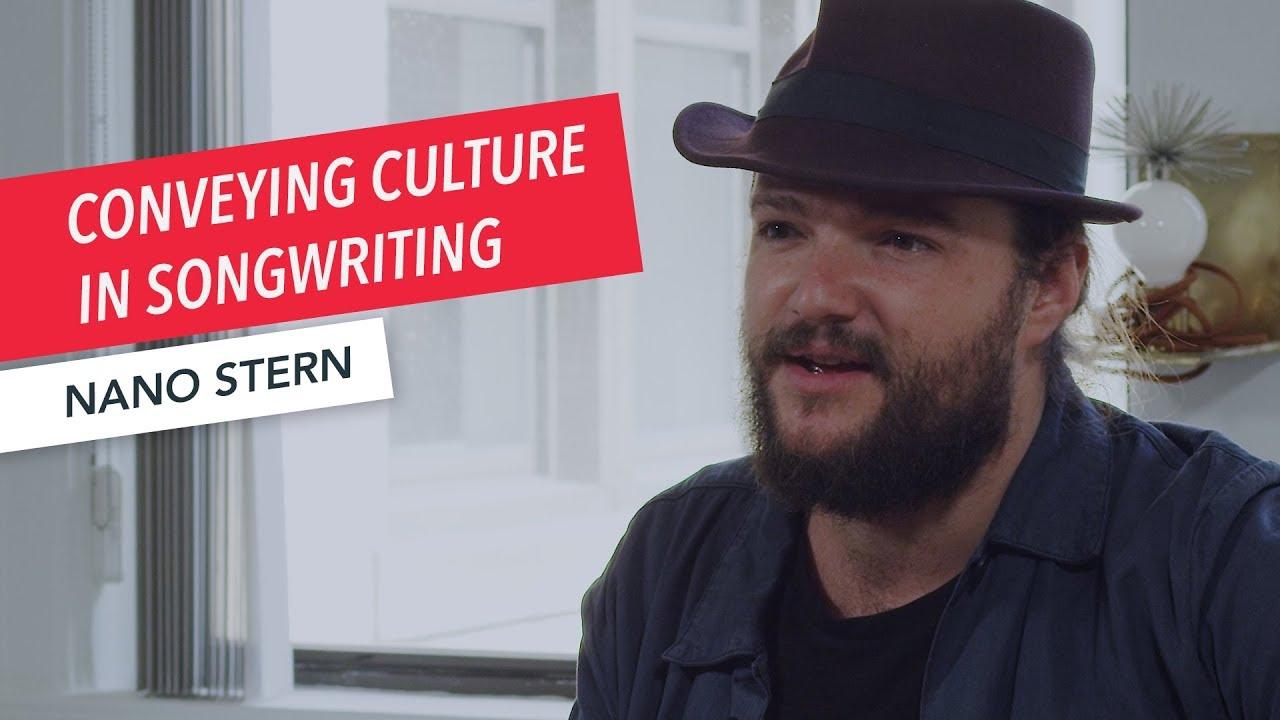 Nano Stern: Conveying Culture in Songwriting | Latin American Folk Music | Part 3/4 | Berklee Online