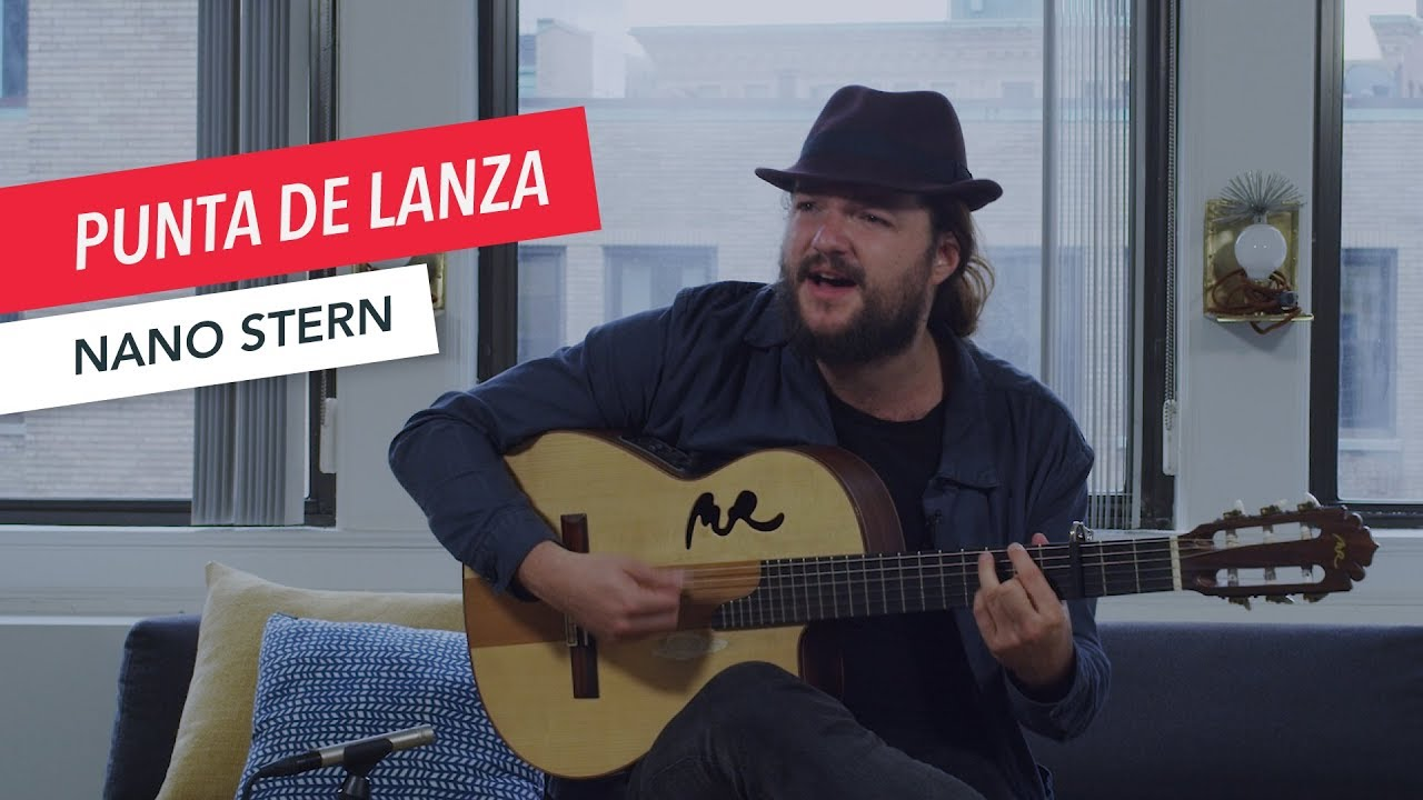 "Nano Stern ""Punta de Lanza"" Live Intimate Performance   Part 4/4   Berklee Online"