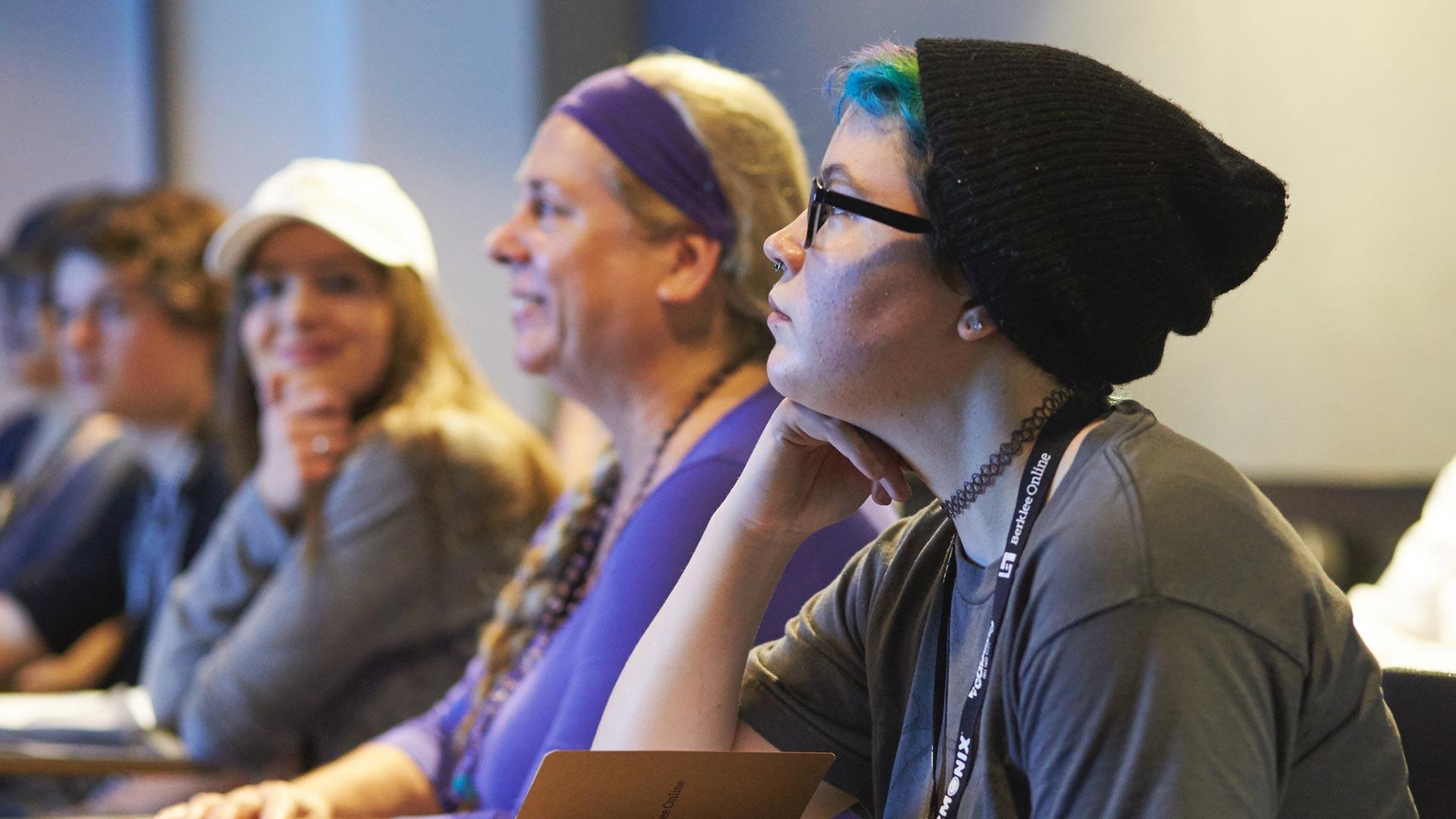 97 Percent Student Satisfaction Rate at Berklee Online