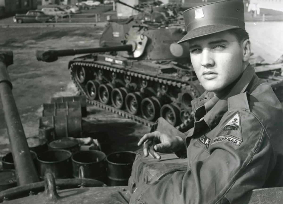 Beyond Elvis: 8 Musicians Who Served in the Military