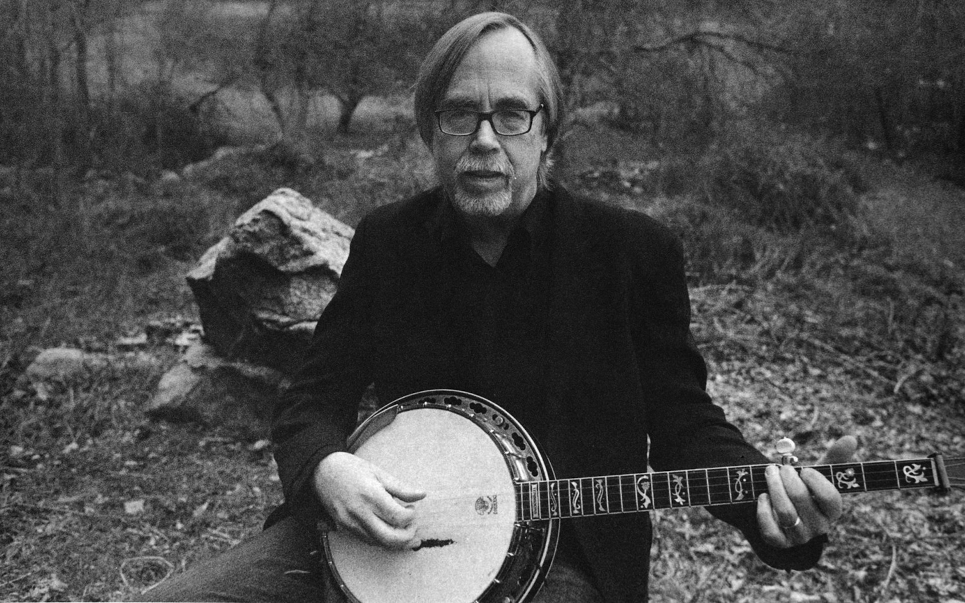 PODCAST EPISODE 027: Tony Trischka talks banjo, Pete Seeger, Bela Fleck, Earl Scruggs, Steve Martin, and Bruce Springsteen