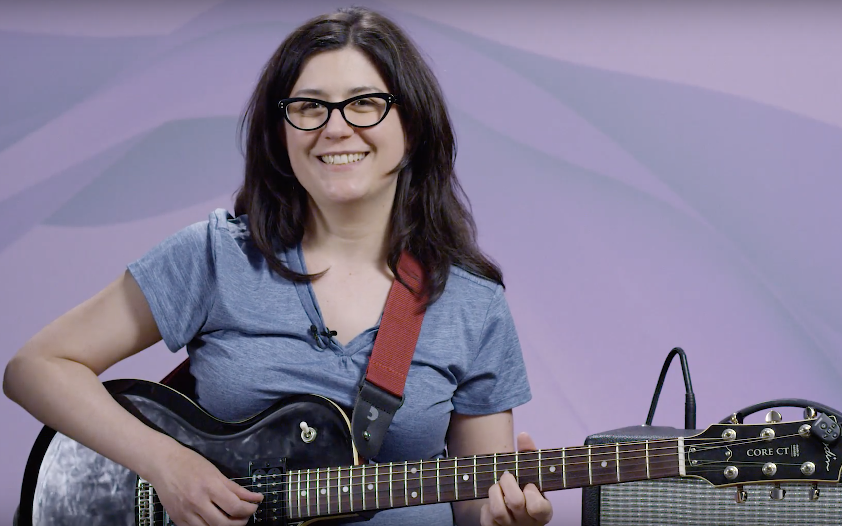 Learn Intermediate Guitar Fundamentals with Amanda Monaco