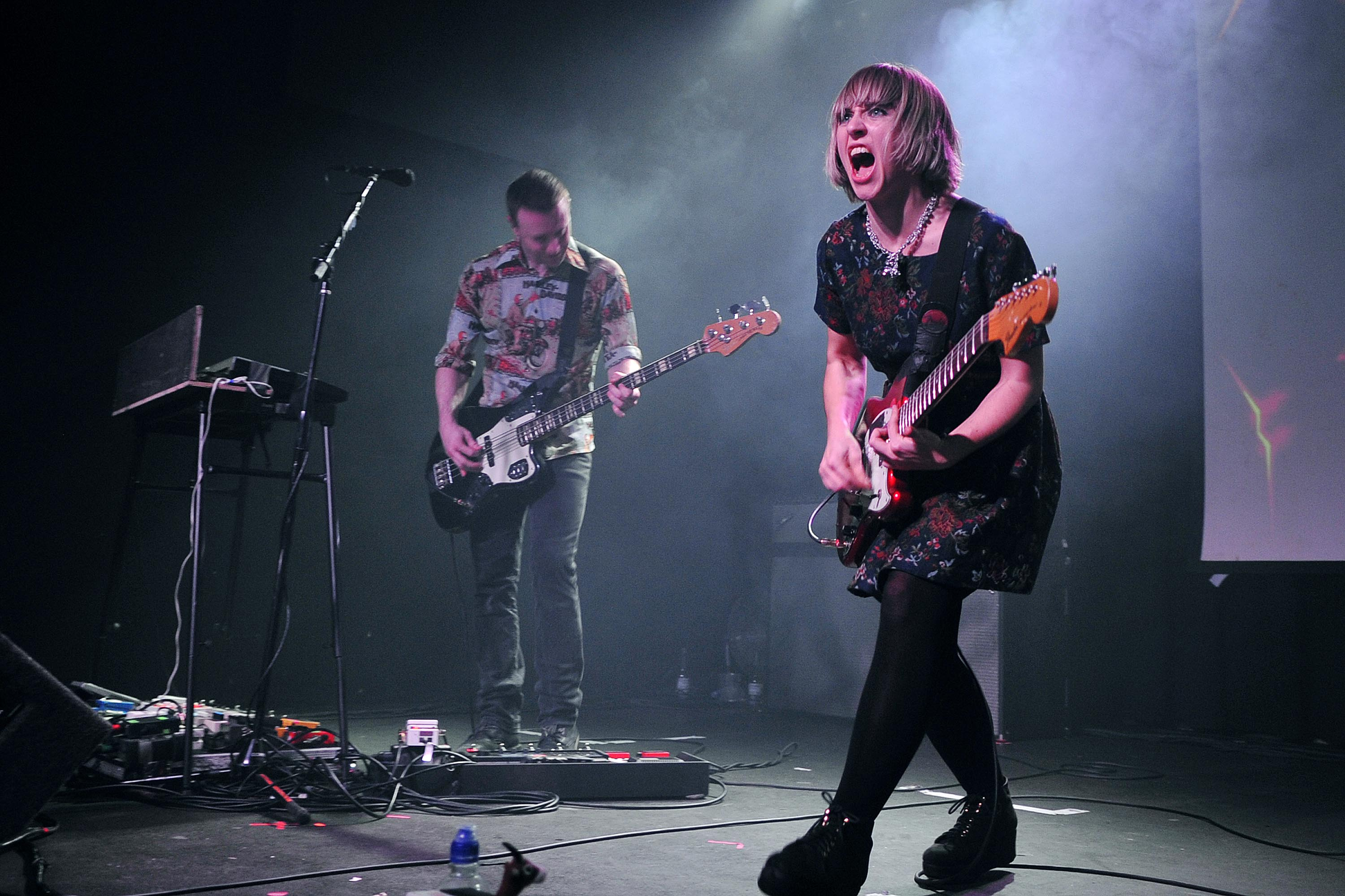 PODCAST EPISODE 033: Ritzy Bryan of Joy Formidable Talks Music Business, Relationships, and Finding Her Sound