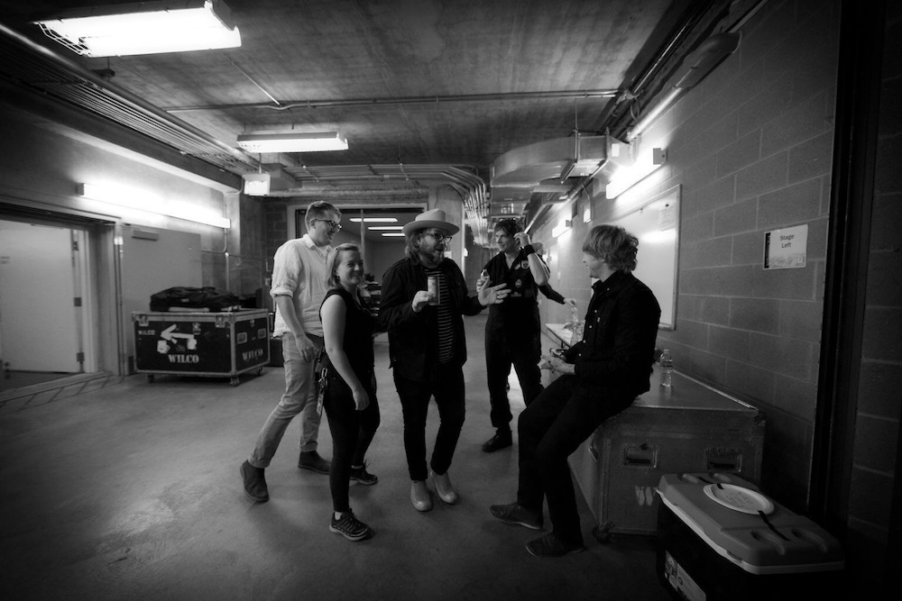 Tour Management: Advice from Wilco and I'm With Her's Tour Manager