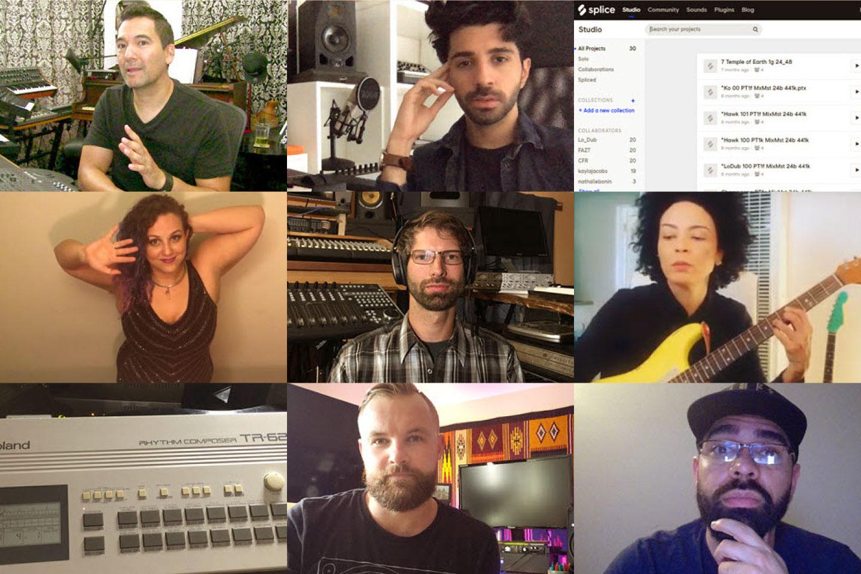 Splice Studio Makes Remote Music Production Collaboration Easier