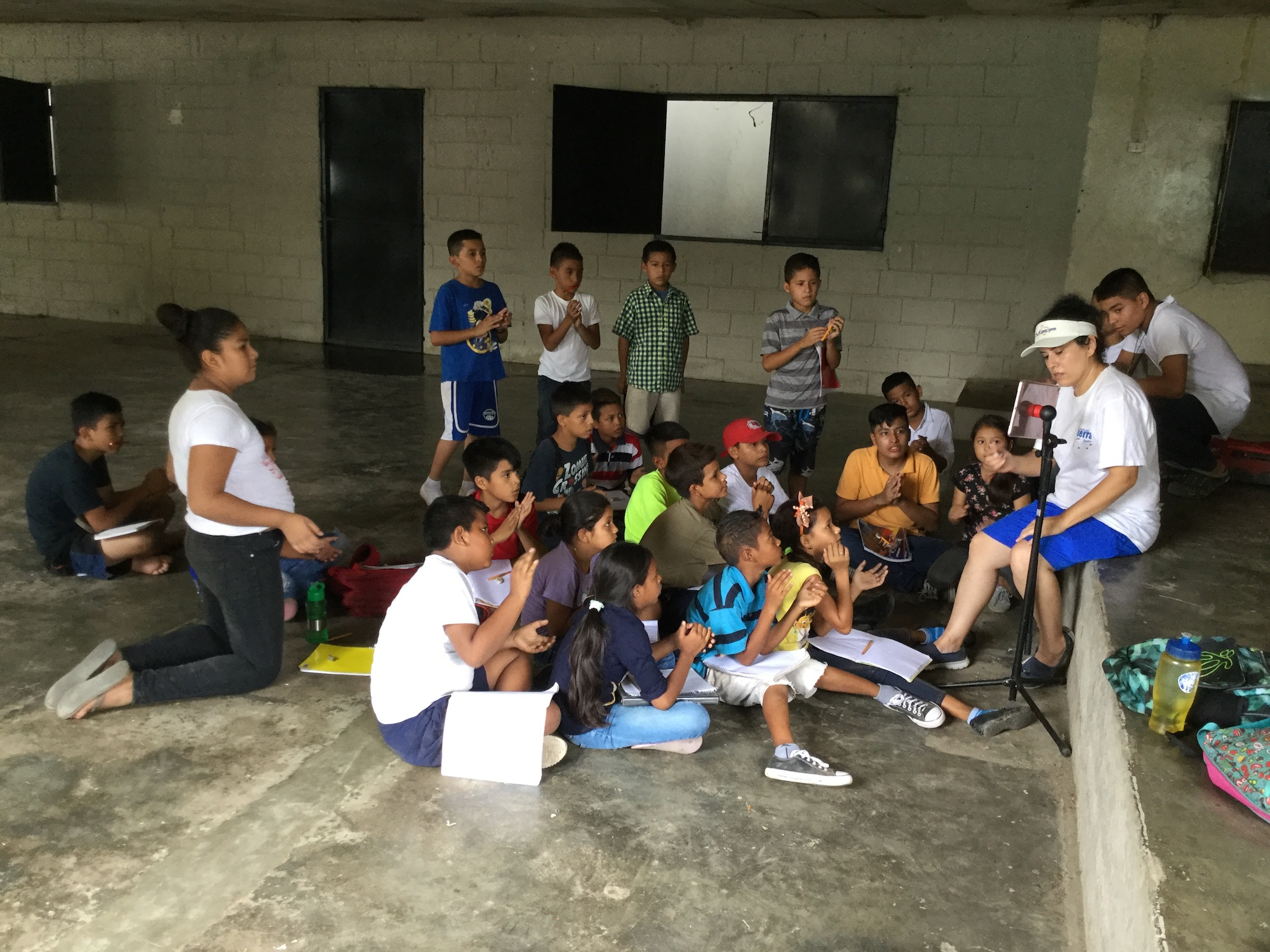 'Music for Purpose' Provides Music Education for Children in Honduras