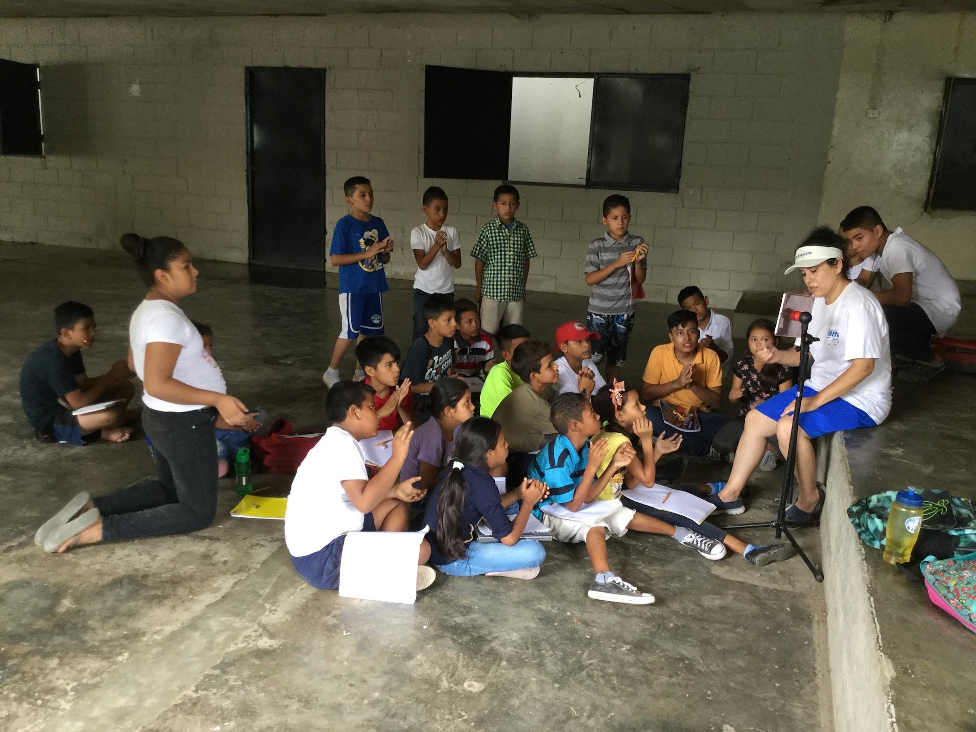'Music for Purpose' Provides Music Education for Children in Honduras