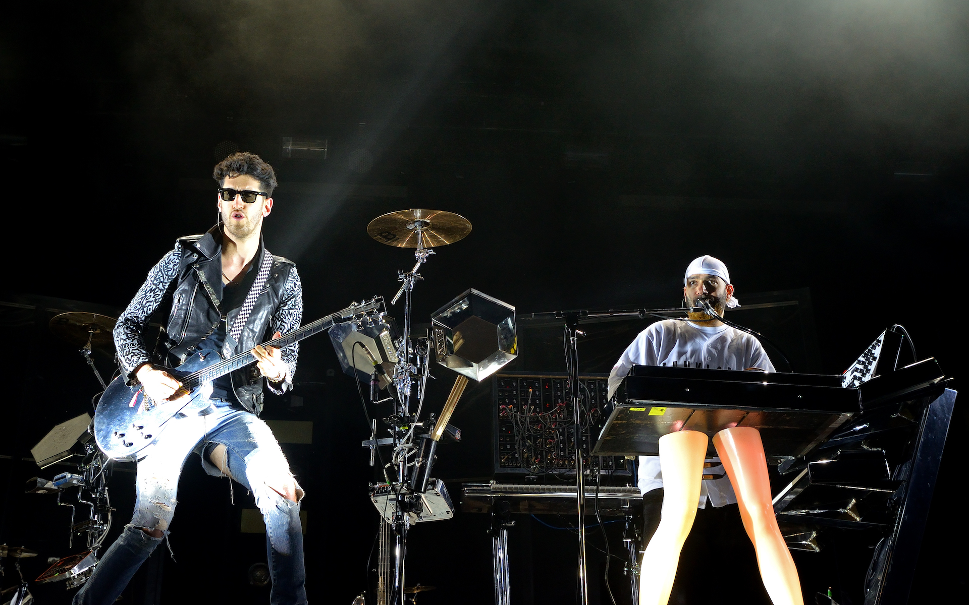 How Chromeo Built Their Sound