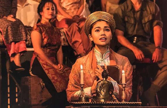 Myra Molloy Completes Berklee Degree While Touring with Broadway's 'Miss Saigon'