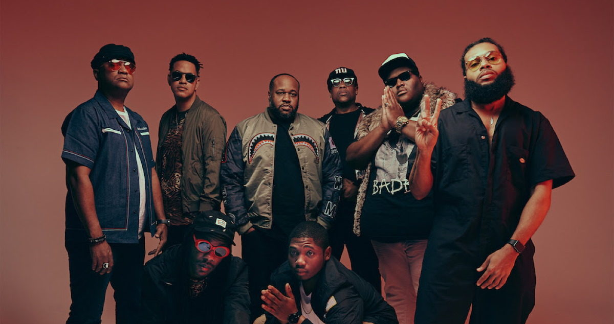 Soul Rebels Talk New Orleans, High Profile Collaborations, and Challenging What it Means to be a Brass Band
