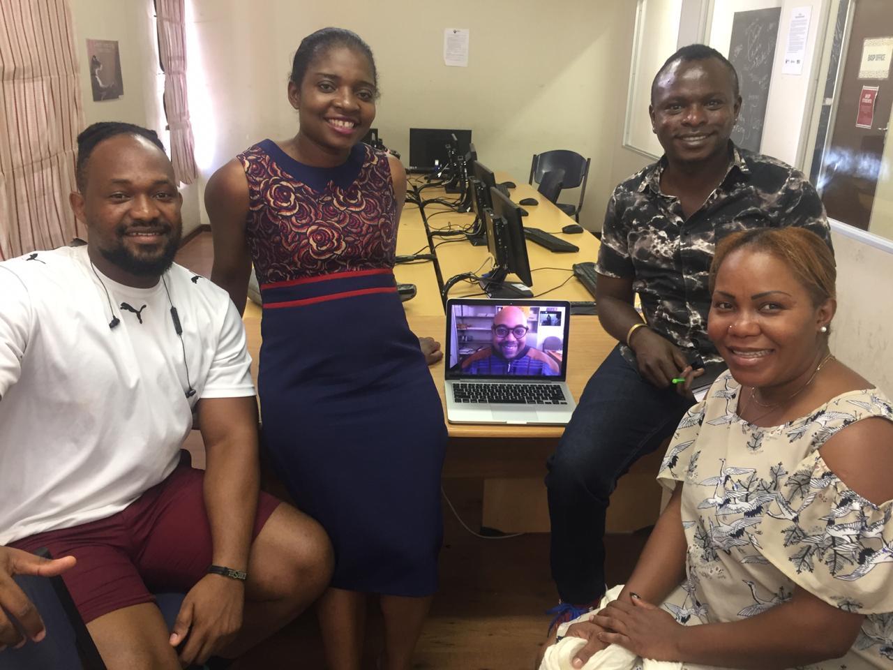 Refugees in Cape Town Develop their Musicianship through Berklee Online