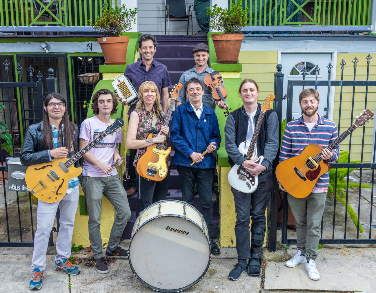 Spider Stacy on the Pogues, Lost Bayou Ramblers, and 'A Fairytale of New York'