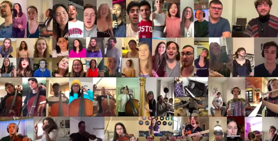 "How Berklee Online Student Shelbie Rassler Created the Viral ""What the World Needs Now"" Video"