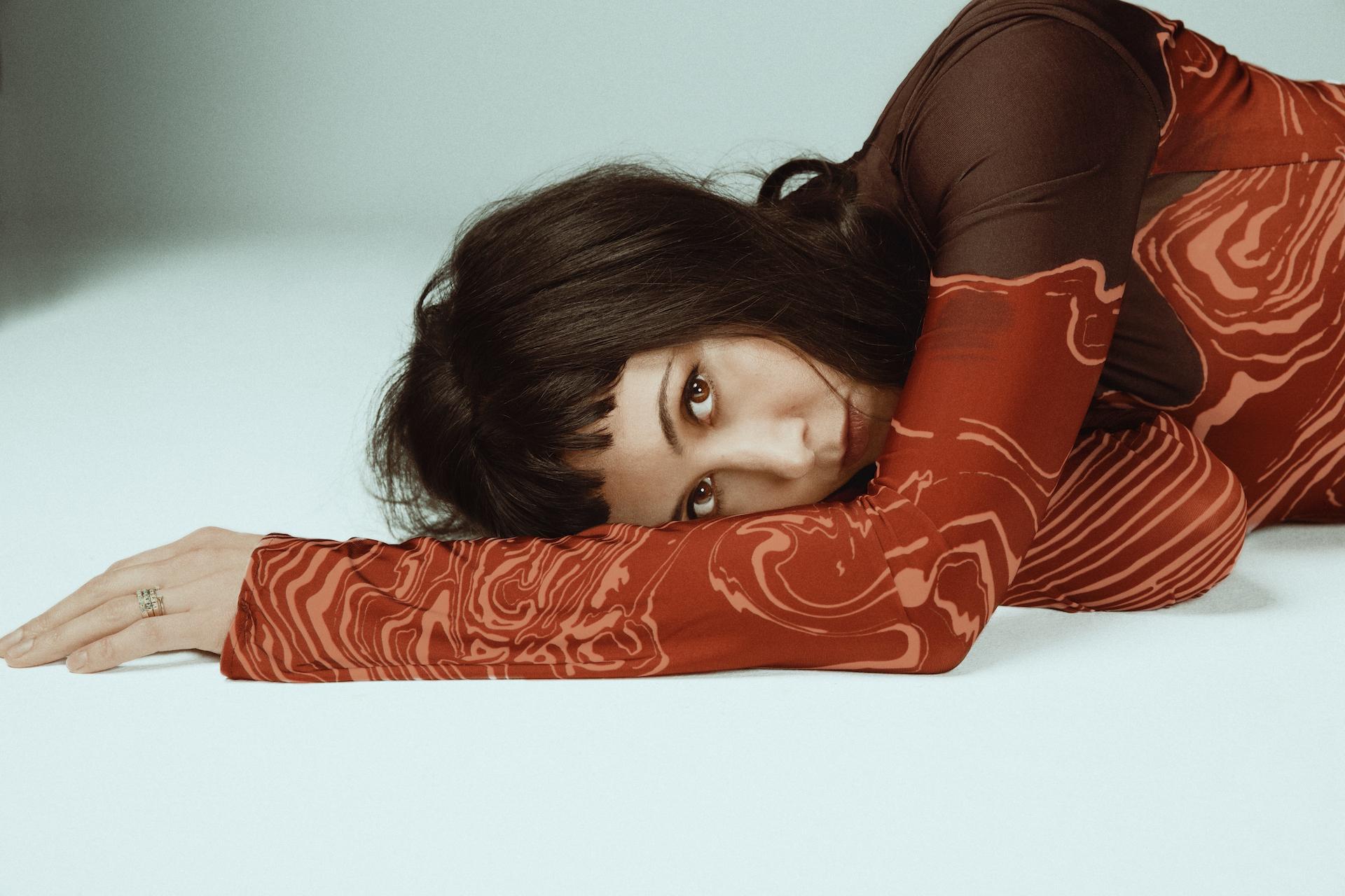 "Vanessa Carlton's latest album is ""Love Is an Art."""