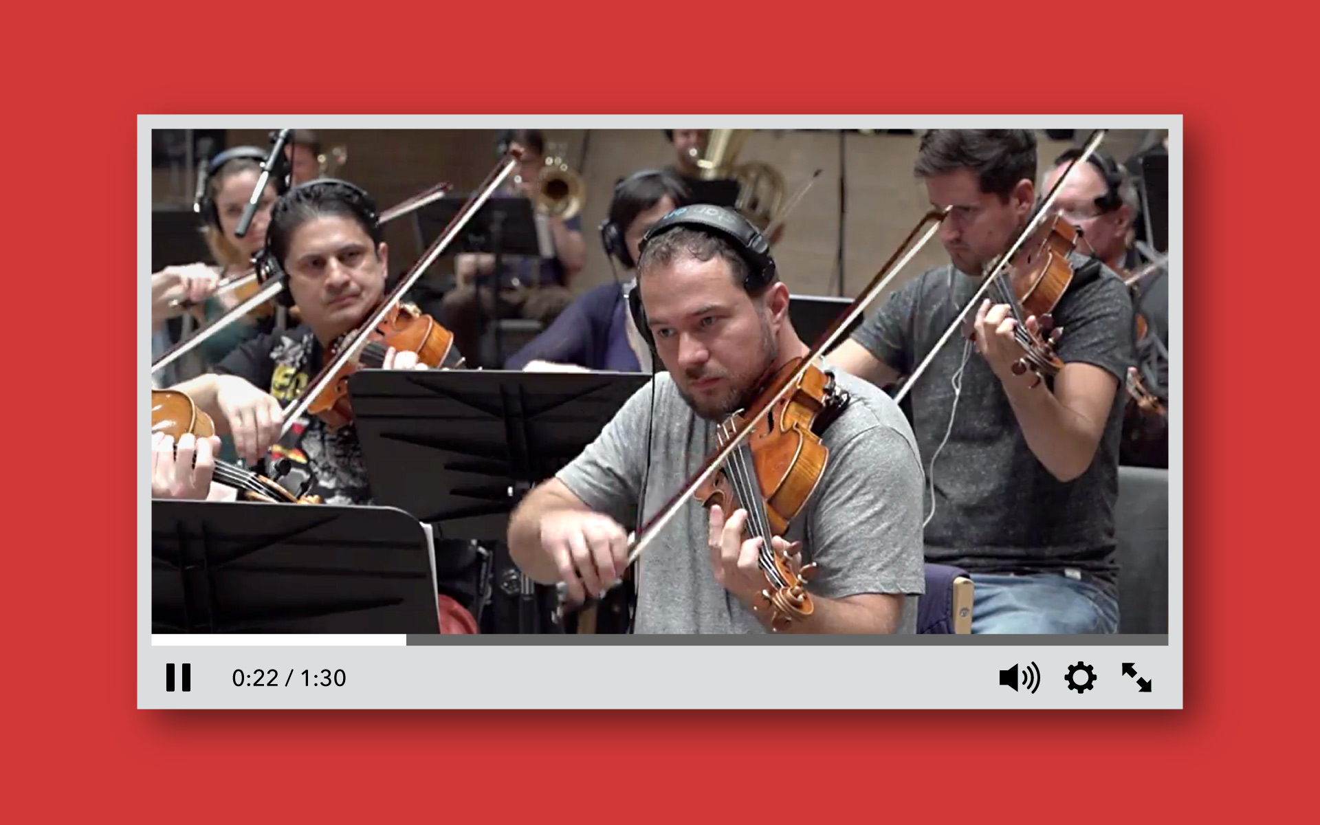 Budapest Scoring Orchestra Brings Life to Student Film Scores from Across the Ocean