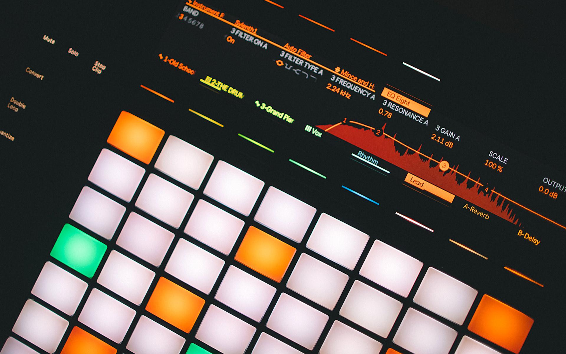 Ableton Live Push