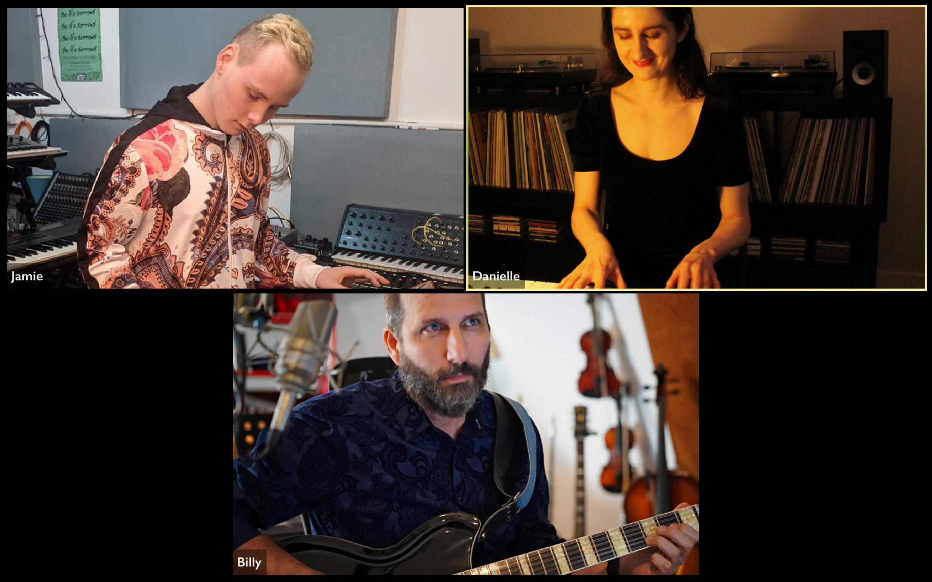 Collaborative Songwriting Students Create Future Perfect Sound