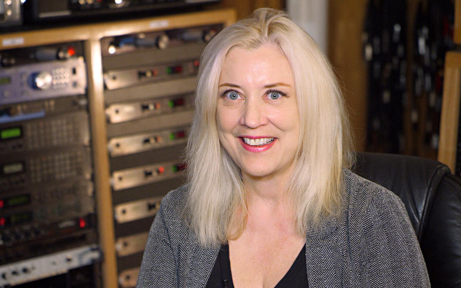 Music Producer Sylvia Massy