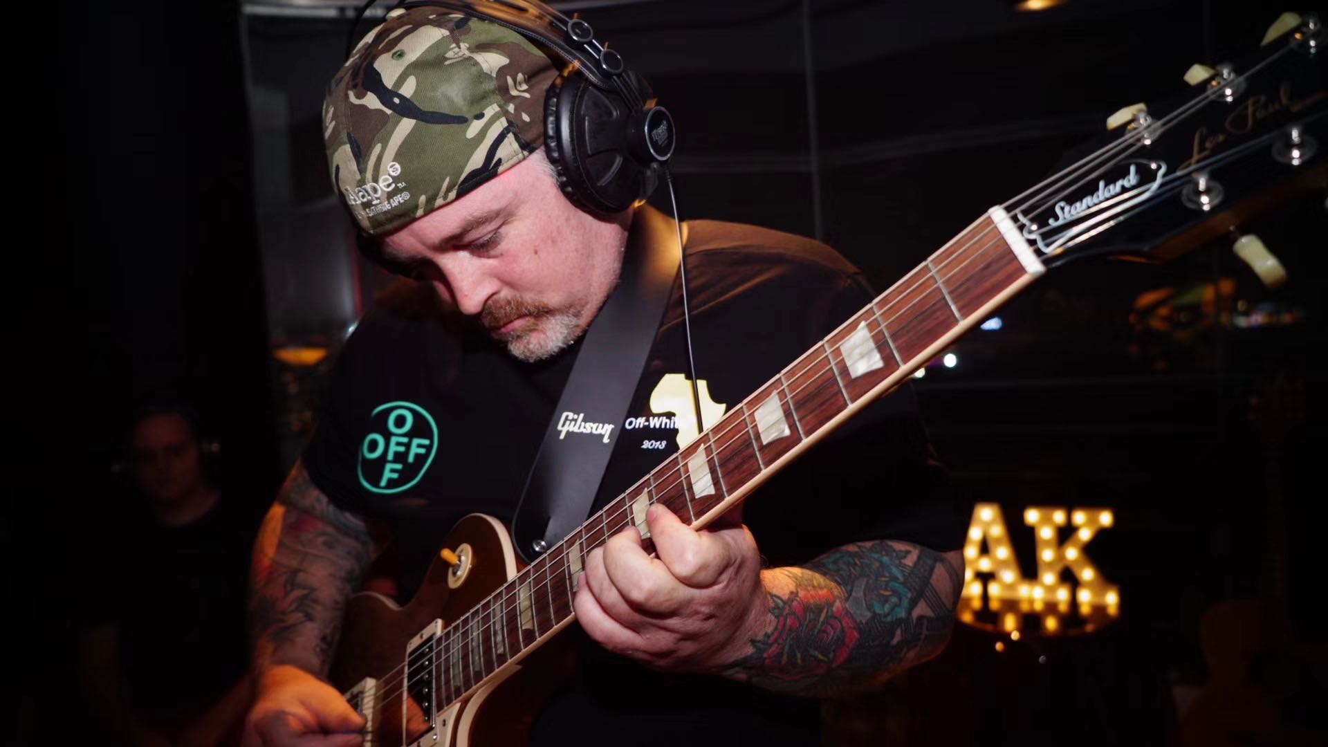 Neil Larocque on Getting Through 2020 with His Guitar