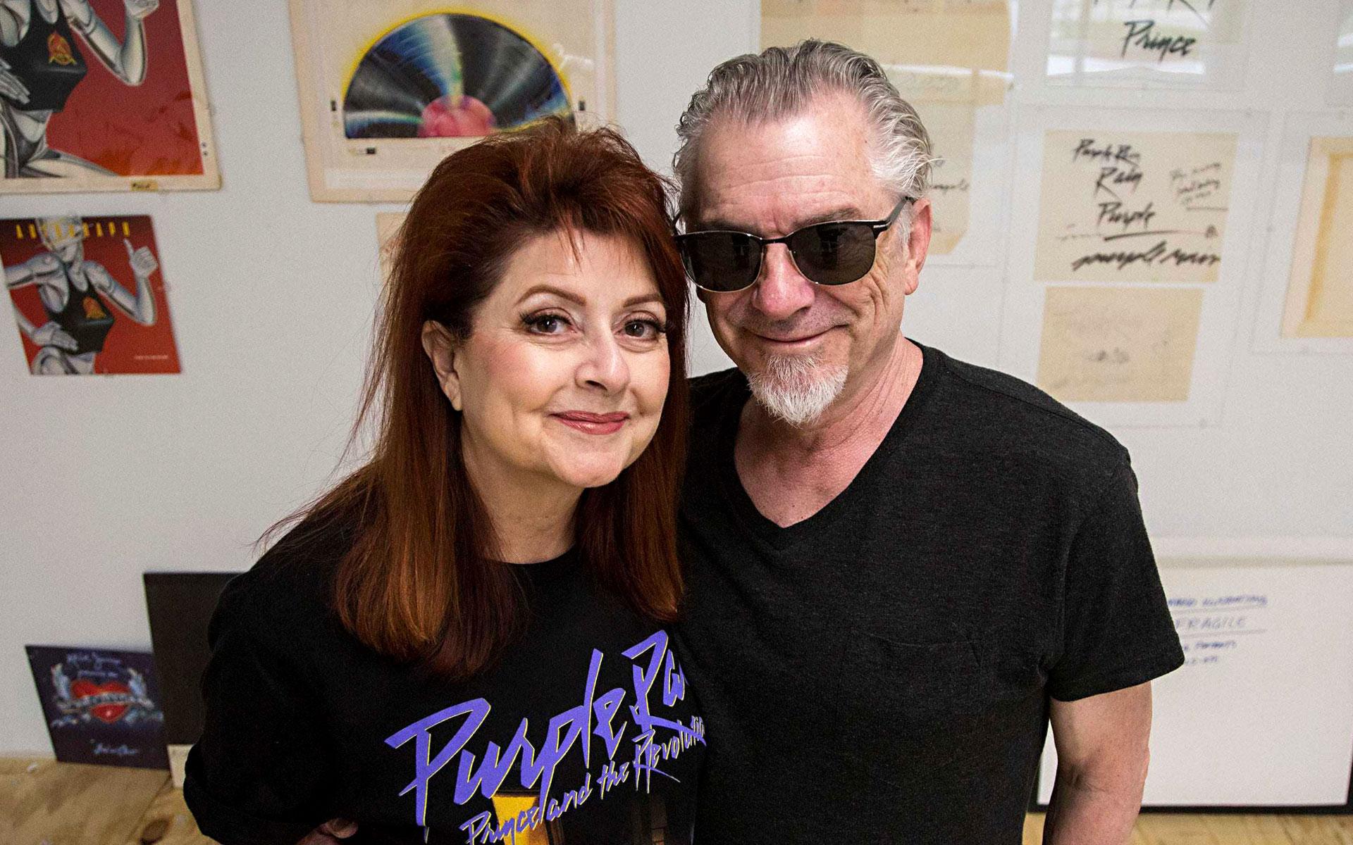 Margo Nahas and Jay Vigon on Making Album Covers for Prince, Van Halen, Stevie Wonder, Fleetwood Mac