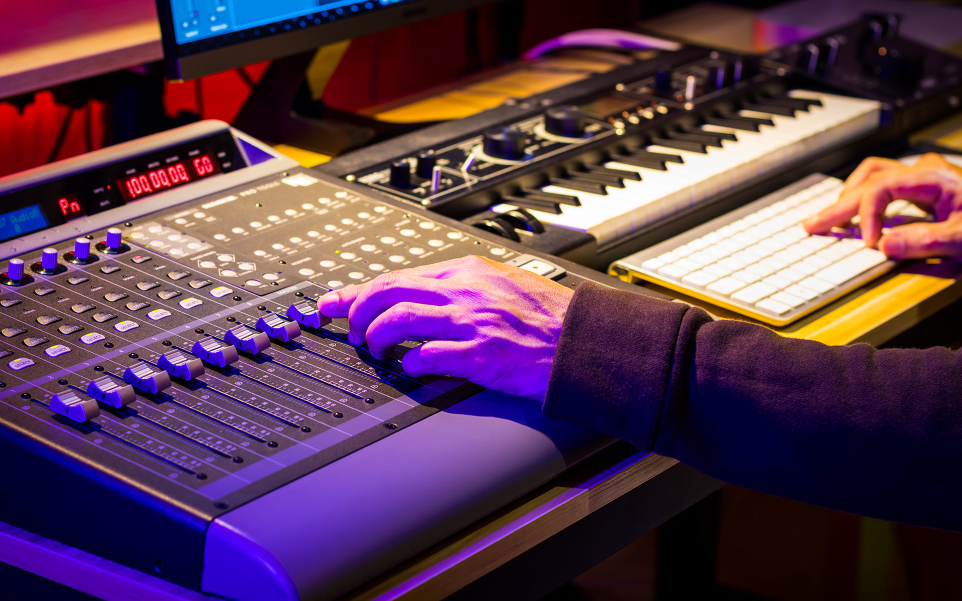 Music Production Alumni Recognized by Sweetwater, iZotope, and Slate Digital